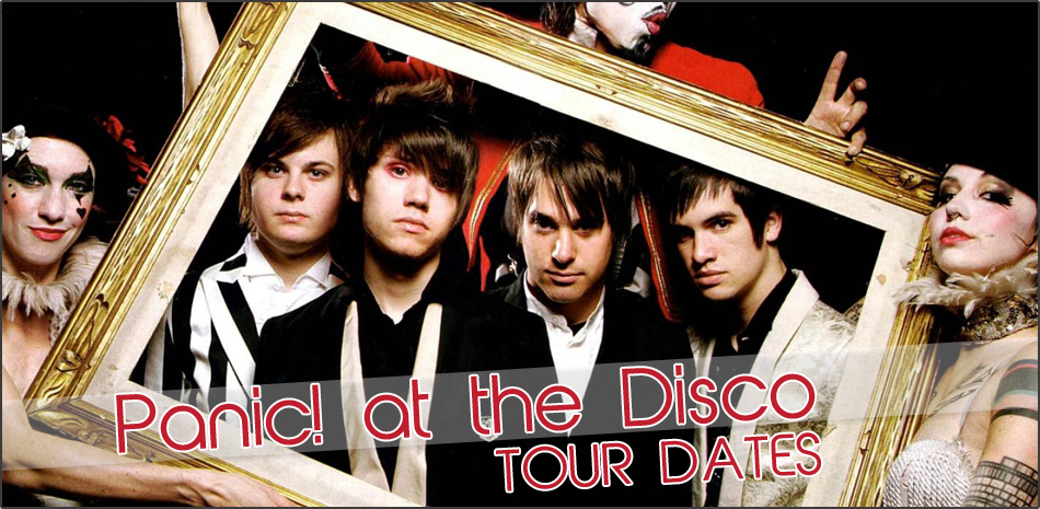 Panic! at the Disco Tour